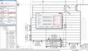 filters in revit for structural framing plans u2014 evstudio