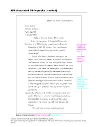 Apa Format Example Essay           Apa Format Example Essay Apa