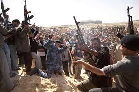 CON LA MUERTE DE GADAFI EN LIBIA EL PUEBLO QUIERE SOLUCIONES