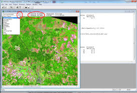 Lat Long Map How Can I Retrieve Lat And Lon Values Of A Geotiff Image