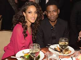 So less than a month ago  rumors surfaced that Chris Rock had begun seeing american actress  Megalyn Echikunwoke  after his    year marriage had ended with     But that s None of my Business   News