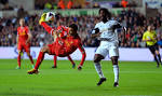 Liverpool FC fans view: A flustered performance v Swansea and.