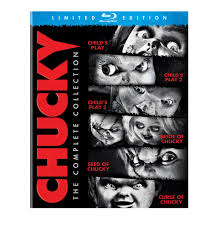 chucky the complete collection blu ray walmart com