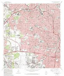 San Antonio Texas Map San Antonio West Topographic Map Tx Usgs Topo Quad 29098d5
