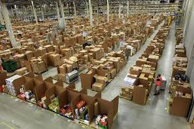 Amazon Warehouse Interiors Interior Design Ideas - Warehouse interior design ideas