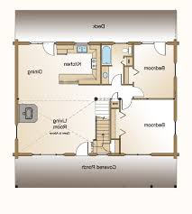Small Cottage Floor Plans by Home Design Simple House Floor Plans With Regard To Small
