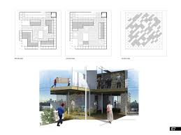 Micro Studio Plan Micro Housing Ideas Competition 2013 Winners Announced Archdaily