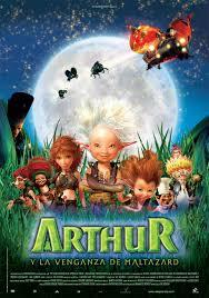 ver arthur y la venganza de maltazard arthur y el regreso de los minimoys