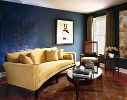Brown And Yellow Living Room by Lovable Dark Blue Living Room Very Fresh Brown And Blue Living