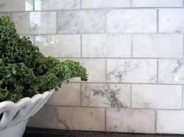 Best Marble Subway Tiles Ideas On Pinterest Grey Shower - Carrara tile backsplash
