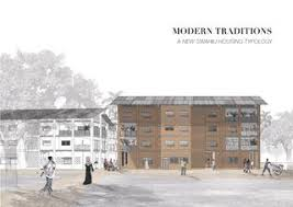 Modern traditions   A new Swahili housing typology