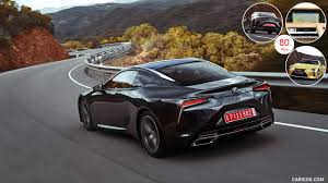lexus lc carwow lexus lc hybrid remarkable 2018 500 and 500h 44 2560x1440 color