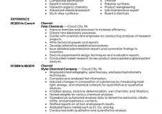 Chemist Resume Samples by Cozy Design Skill For Resume 4 Key Skills In Resumes Skill Based