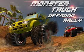 monster trucks in the mud videos monster truck offroad rally 3d android apps on google play