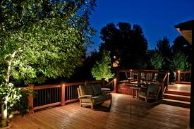 Patio Accents by Deck And Patios Outdoor Lighting In Chicago Il Outdoor Accents
