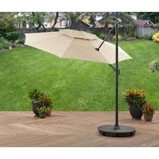 Walmart Beach Umbrellas Better Homes And Gardens Avila Beach Umbrella Table Walmart Com