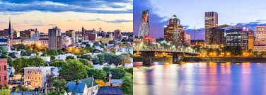 Portland  Oregon vs  Portland  Maine  A Tale of Two Cities SmarterTravel