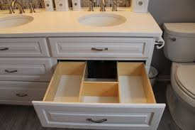 Vanity Units With Drawers For Bathroom by Bathrooms Kehlnhofer Custom Cabinets
