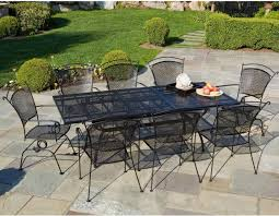 patio table and chairs metal u2014 all home design solutions