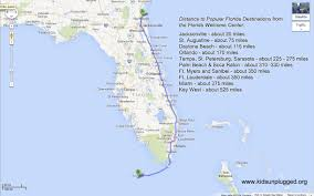 Palm Island Florida Map by Driving From New York To Florida U2013 A Step By Step Itinerary Kids