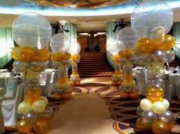 birthday party decoration with balloons ideas decorating of party
