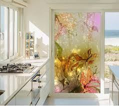 stained glass door film find more decorative films information about decorative self