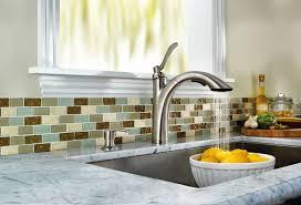 kitchen faucet styles granite countertop white ceramic kitchen
