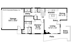contemporary house plans sandstone 30 926 associated designs