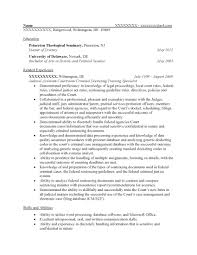 samples of resumes for highschool students free federal resume sample from resume prime case administrator resume sample before 1