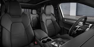 Porsche Cayenne Inside - 2019 porsche cayenne first drive review motor trend