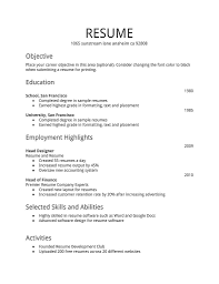 Aaaaeroincus Unique Examples Of Good Resumes That Get Jobs     Get Inspired with imagerack us