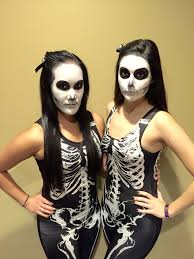 Skeleton Makeup For Halloween by Total Sorority Move 17 Amazing Photos Of The Best Halloween Hair