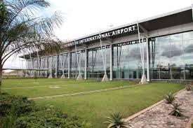 King Mswati III International Airport
