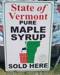 Pure Maple Syrup SOLD HERE.