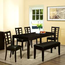 furniture amusing big small dining room sets bench seating