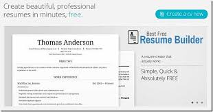 Create Resume Online Free Download by About Best Free Resume Builder