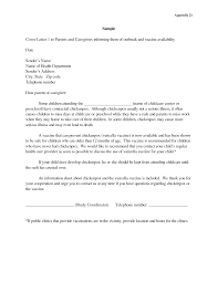 Child Care Cover Letter Samples Cover Letters For High Students With No Experience Cover