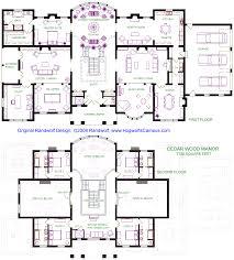 cedar wood manor floor plan