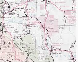 Southern Colorado Map by V U0026t