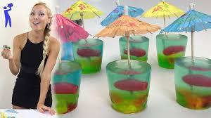 fishbowl jello shots tipsy bartender youtube