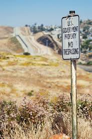 In       Congress approved the construction of the U S  Mexico border fence for an KPBS