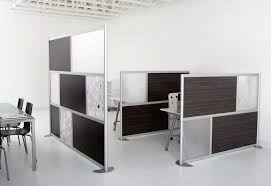 office dividers ideas futuristic office partition wall uk by room