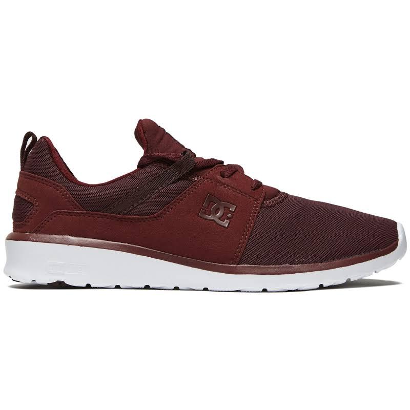 DC Heathrow Comfort Lightweight Skate Shoes Purple 10.5 Medium (D)