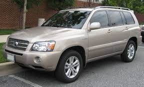 toyota ltd toyota highlander information and photos momentcar
