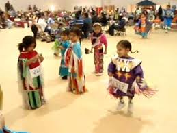 Alabama Coushatta Children&#39;s Powwow Jan. 2011