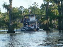 Caddo Lake is a unique body of