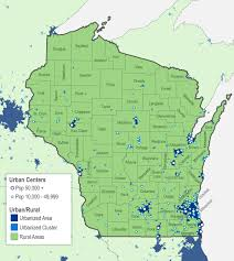 Wisconsin Map With Counties by Putting Rural Wisconsin On The Map Wiscontext