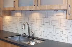 Backsplash Ideas For White Kitchen Cabinets Style  Easy White - White kitchen backsplash ideas
