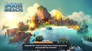 دانلود بازی ساحل بوم Boom Beach v16.46 اندروید – همراه دیتا