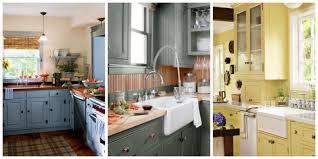 Painted Kitchen Floor Ideas 15 Best Kitchen Color Ideas Paint And Color Schemes For Kitchens